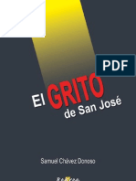 El Grito de San Jose Samuel Chavez