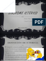 Sindrome Icterico by Demon Felipe