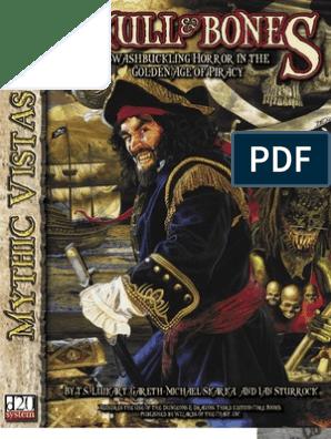 Mythic Vistas - Skull & Bones   Blackbeard   Privateer