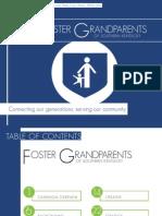 Foster Grandperents Planbook