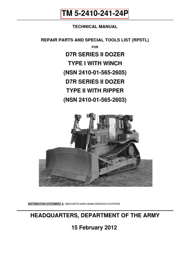 TM 5-2410-241-24P   Screw   Machines