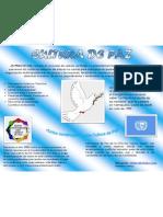 """Infografia """"LA PAZ"""" -Mariana Salinas"""