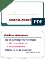 Creditos_adicionais