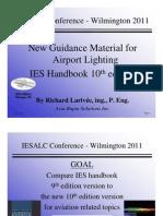 2011-Ies Handbook for Airfield Lighting