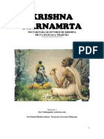 Livro Krishna Karnamrta