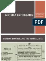 Clase 01 - Sistema empresario