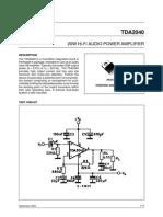 TDA2040