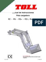 P1494 FZ FS ProfiLine Spanisch