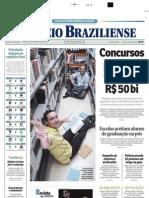 Capa Do Correio Braziliense
