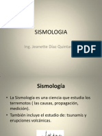 Sismología