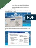 23477888 Instalar Un Servidor de Impresion en Windows Server 2003