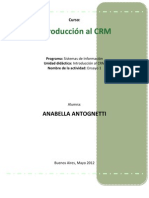 Actividad 1 - Ensayo Intro CRM