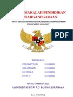 40471227 Melemahnya Identitas Nasional Dalam Masyarakat Indonesia