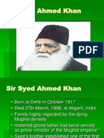 Sir Syed Ahmed Khan Lecture 7