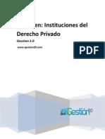 Instituciones del Derecho Privado (www.iGestion20.com)
