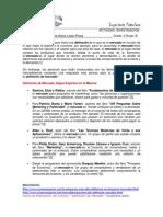 Unidad 3 de Economia Deficion de Mercado y Mapa Conceptual