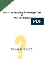 Tkt Power Point Presentation