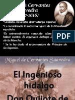 Miguel de Cervantes - El Quijote