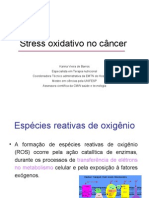 Stress Oxidativo No Cancer