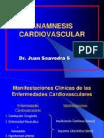 Anamnesis Cardiovascular