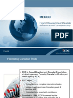 Data Mexico Edc
