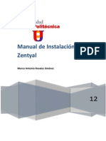 Manual Zentyal