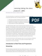 Java Conferencing