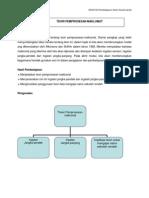 teori pemprosesan maklumat
