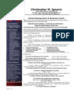 CMI Resume 3 PagesDSWD2