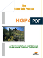 Haber - Gold Processing Brochure