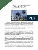 Pemikiran Dan Peradaban Islam Masa Nabi Muhammad Saw
