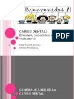 Caries Dental. Clinica Del Adulto II