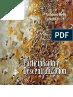 Participación y descentralización 2006