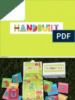 HANDBUILT Presentation