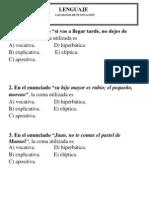 6 LOS SIGNOS DE PUNTUACIÓN