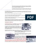 Historia - Liga Deportiva Alajuelense