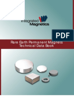 Rare Earth Permanent Magnets Tecnical Data_Book