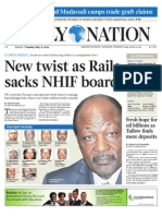 DAILY NATION May 08