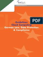 EuroCloud Guideline Law DP C