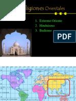 religiones orientales