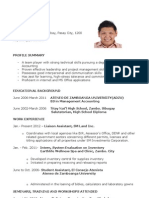 Example application letter for fresh graduate civil engineer sample resume for fresh graduates yelopaper Images