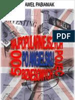 500 Najpopularniejszych Pojec Biznesowych Po Angielsku Fragmenty
