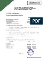 Cost Report 2008 FINAL
