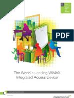 Wimax Indoor Modem Dx350