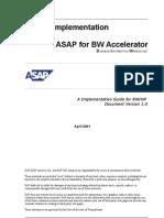 SAP BW - HR Implementation Guide