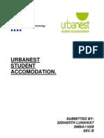 Urbanest Student Accomodation