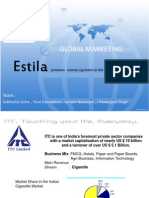 Global Marketing Entry Strategy