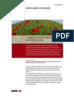 Agfa e Il Carbon Footprint