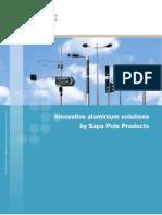 Innovative aluminium solutions by Sapa Pole Products
