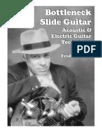 Bottleneck Slide Guitar Fred Sokolo